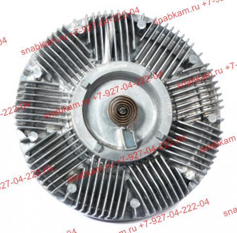 Вискомуфта вентилятора КАМАЗ 65115